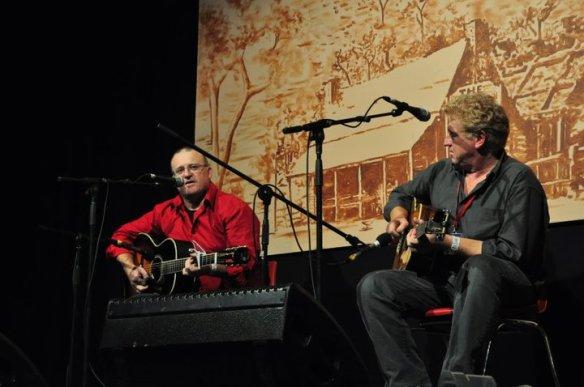 O'Neill & Rodgers, Budawang Stage, National Folk Festival 2012